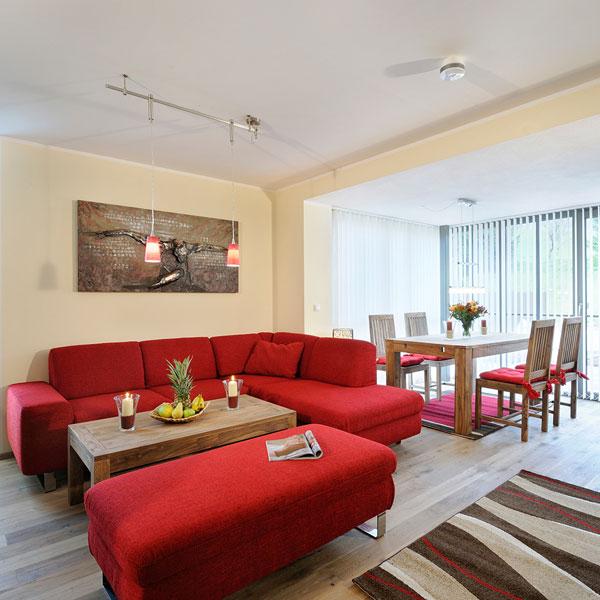 Moderne und großzügige Appartements