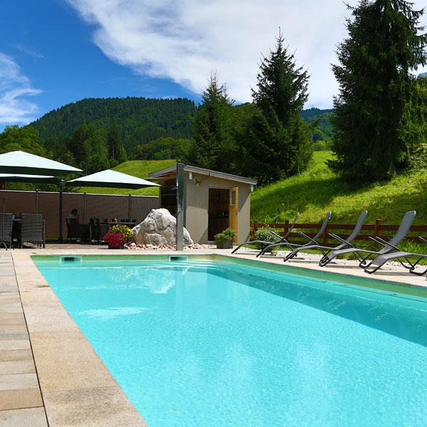 Appartement mit Outdoor-Pool