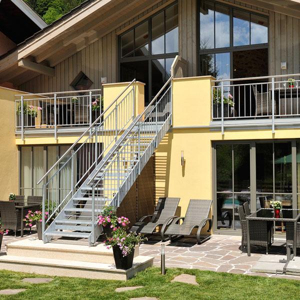 Ferienwohnungen mit Watzmannblick