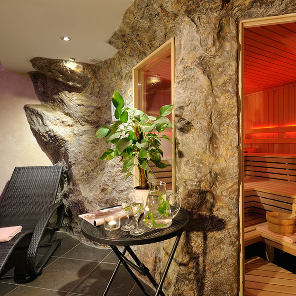 Wellness & spa area