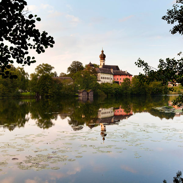 Rundweg Höglwörther See