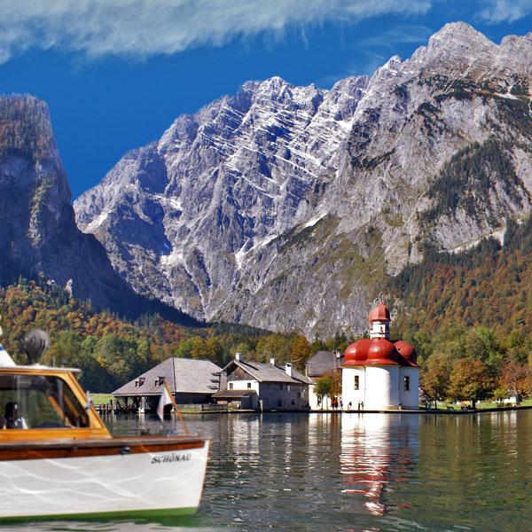 Königssee cruise