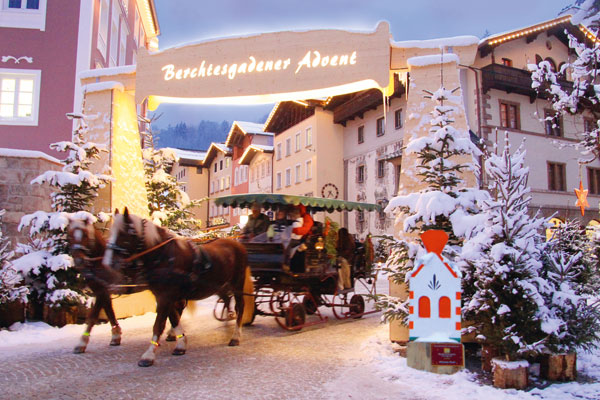 Magic of Advent | Berchtesgadener Land Tourismus GmbH (BGLT)