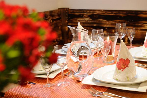 Culinary highlights | Die Fotos dürfen ausschließlich für Marketingmaßnahmen die Ferienwohnungen ALPENGLUEHN - Wiesenweg 4 - D-Berchtesgaden - verwendet werden. Jegliche Nutzung Dritter ist mit dem Bildautor Günter Standl (www.guenterstandl.de) gesondert zu vereinbaren.