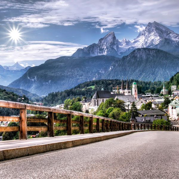 Kurstadt Berchtesgaden
