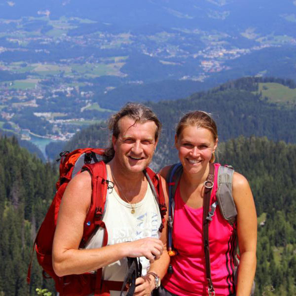 Hiking fun in Bavaria